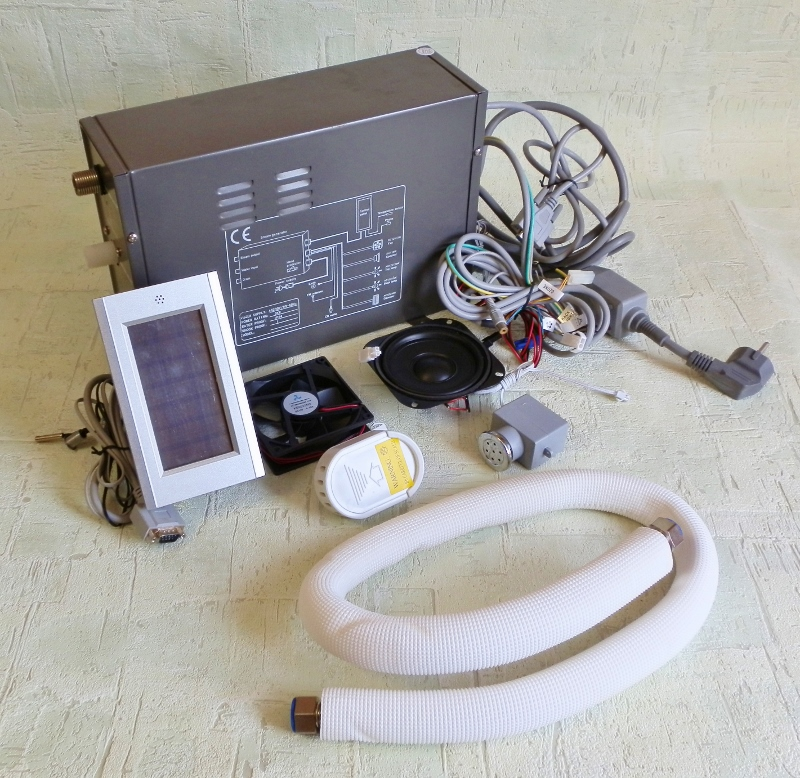 Комплект парогенератора серия D, пульт
